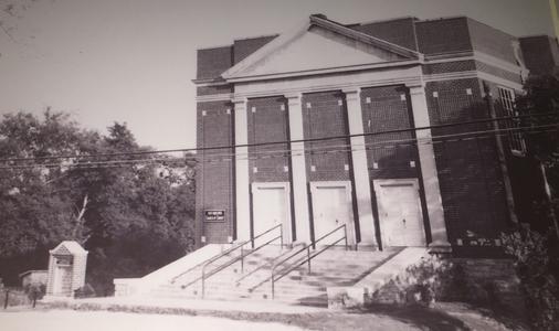 Former West Nashville Heights