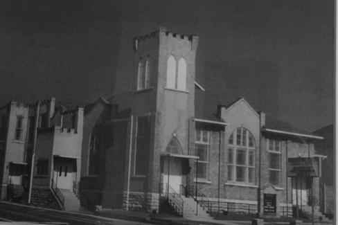 Former Charlotte Avenue