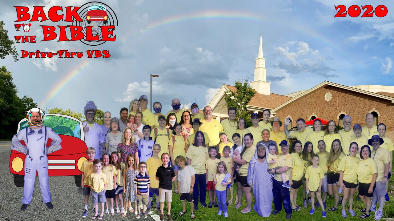 VBS 2020 – Back to The Bible