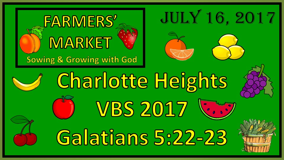 VBS 2017 – Pictures