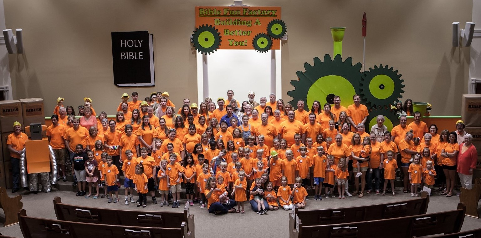 VBS 2019 – Building a Better You